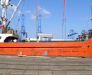 Romanya deniz limanlarında sunulan hizmetler