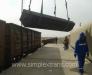 Cargo rail transportation services from Turkey to Russia, Kazakhstan, Turkmenistan, Uzbekistan, Kyrgyzstan, Azerbaijan, Afghanistan, Mongolia