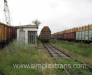 Timber and wood railway transportation from Russia to Romania, Republic of Moldova, Hungary