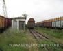 Transport feroviar de lemn, cherestea din Rusia in Romania, Republica Moldova, Ungaria
