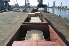 Servicii de transbordare de utilaje in porturile Poti si Batumi Georgia