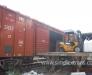 Transport feroviar de zahăr din Ucraina în România