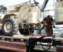 Livraison des marchandises militaires en Afghanistan