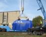 Transport des transformateurs électriques, des générateurs diesel, des rotors, des démarreurs.