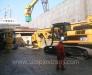 Le transport ferroviaire de l'équipement pour l'extraction, le lavage, le broyage et le criblage du sable et de gravier