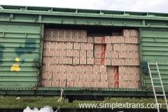 Transport de ulei de floarea soarelui și produse alimentare din Ucraina, Rusia, Belarus în Mongolia