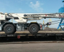 Transports ferroviaires de technique spéciale de l'Europe en Turkménistan