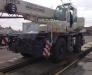 Transport d'équipement de construction de l'Europe en Turkménistan