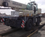 Transport de echipament pentru constructii din Europa în Turkmenistan