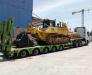 Transbordarea echipamentelor rutiere și de construcții în porturile Poti și Batumi Georgia