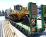 Transport feroviar de echipamente rutiere și de construcții din porturile Poti, Batumi catre Kazahstan, Uzbekistan, Tadjikistan, Karghazstan, Afganistan, Turkmenistan