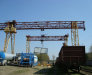 Transbord in statia Brest Belarus