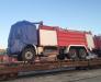 Transport de mărfuri militare în Afganistan
