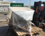 Delivery of PVC granules and polypropylene from Turkmenistan to the port of Poti Georgia