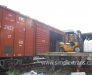 Rail transportation of sugar from Ukraine to Romania