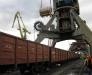 Le transbordement de la cargaison dans les ports Poti et Batumi, Géorgie