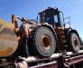 Transportarea excavatoarelor mari din Turcia , Europa si Coreea de Sud in tarile CSI