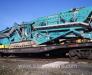 Türkiye'den Kazakistan'a inşaat makineleri nakliyatı