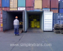 Türkiye'den denizyolu konteyner taşımacılığı