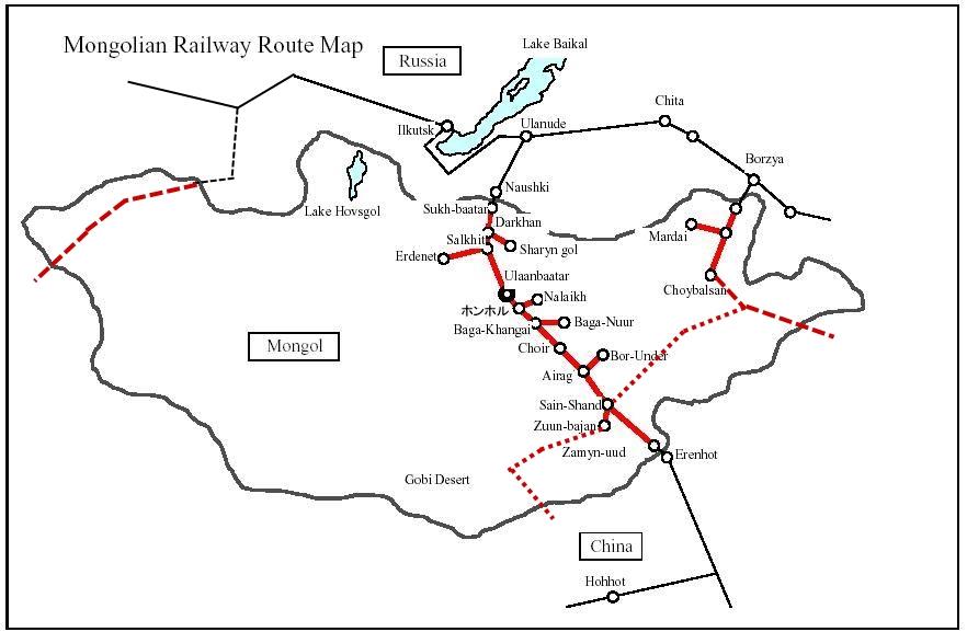 mongoliacargorailwaytransportation1 Simplextrans