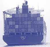 Maritime container transportation from China, USA, Turkey, Europe to CIS countries