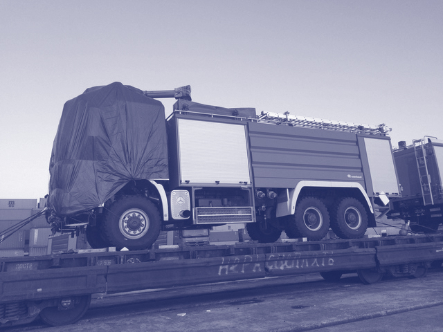Özel teknik araçlar taşımacılığı