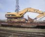 Железнодорожная перевозка строительной техники
