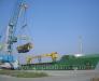 Railway transportation of oversized equipment