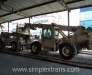 Delivery of military cargo to Afghanistan
