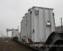 Крепление трансформатора на железнодорожном транспортере