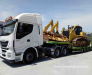 Delivery of construction equipment from Turkey, Europe to the CIS countries