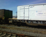 Rail freight transportation in the CIS countries, Mongolia, Iran, Afghanistan