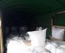 Transshipment of cargo in the port of Novorossiysk