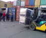 Handling services in the ports of Turkey