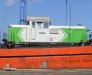 Forwarding im Hafen von Constanta, Rumänien