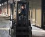 Der Transport von Gütern in Moldawien