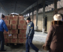 Der Schienentransport in die Republik Moldawien