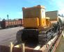 Die Lieferung von Baumaschinen auf der Eisenbahn in die GUS-Staaten