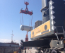 Der Schiffsfahrttransport aus der Türkei und den Vereinigten Arabischen Emiraten bis die Häfen von Poti und Batumi, Georgien
