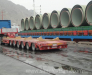 Delivery of goods through the port of Turkmenbashi Turkmenistan