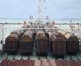 Паромная переправа порт Кавказ - Самсун