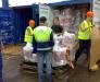 Cargo transshipment in the ports of Ukraine