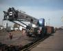 Oversized transportation in CIS railways