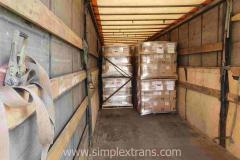 Freight forwarding in the port of Novorossiysk