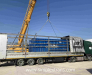 Forwarder services in the port of Aktau Kazakhstan