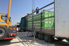 Container transportation from Kazakhstan to Europe, Turkey