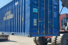 Maritime container transportation from Poti and Batumi to Turkey, Europe, USA