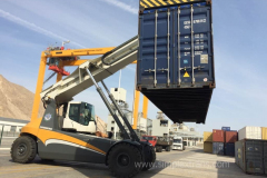 Container transportation from China, UAE, Malaysia, India to Turkmenistan