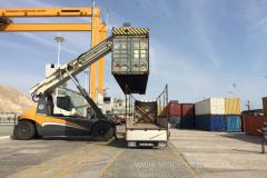 Freight transportation from Poti and Batumi to Turkmenistan, Uzbekistan, Kyrgyzstan, Kazakhstan, Afghanistan