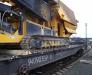 Le transport de l'équipement surdimensionné de la Turquie, de la Corée du Sud, de l'Europe vers les pays de la CEI